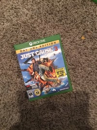 Xbox One Just Cause 3 DAY ONE EDITION  Haddon Township, 08108