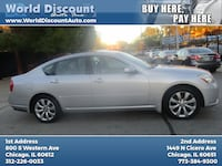 2006 INFINITI M35 BASE Chicago, 60612