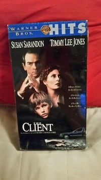 The Client VHS Movie Wilmington, 28411