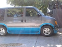 Sold as is. 1990 Astro Minivan San Jose, 95122