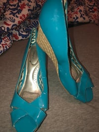 Blue Wedges Toronto, M6A 2M2