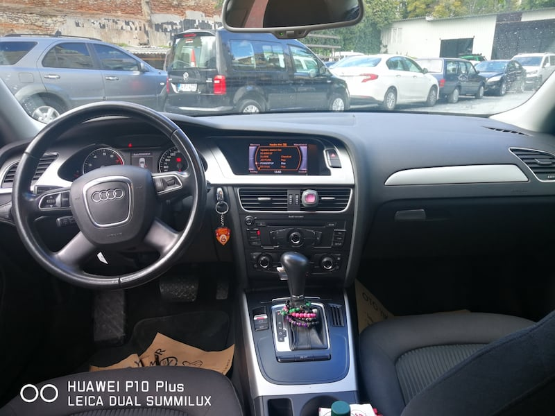 2012 Audi A4 1.8 TFSI 160 HP MULTITRONIC 3