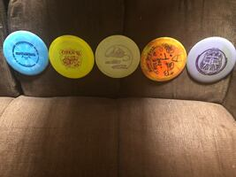 Disc frisbees , for Frisbee Golf