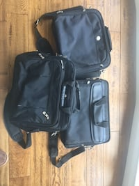 $20 each computer, laptop briefcase, bag Burlington