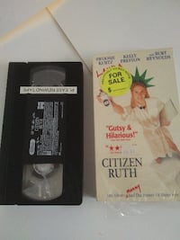 Citzen Ruth, Kelly Preston, Video Tape Collectors Toronto