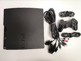 Sony Playstation 3 120GB Console - 04593