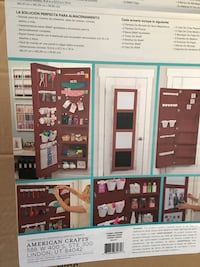 Over door Craft organization cabinet Roswell, 30075