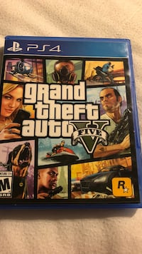 Grand theft auto 5  Ps4  Kissimmee, 34759