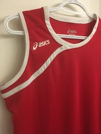 ASICS women's running top Surrey, V4N