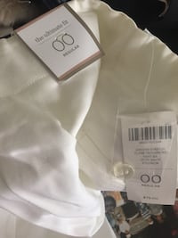 """Women's Chico's """"ultimate fit"""" white pants, brand new! San Diego, 92104"""
