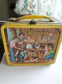 The Waltons lunchbox Exton, 19341