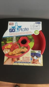 Red the go plate New Windsor, 12553