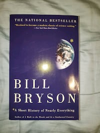 A short History Of Nearly Everything By Bill Bryson Falls Church, 22043