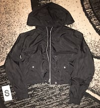 Black Windbreaker Edmonton, T5T 1Z7