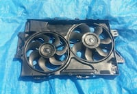 Chevrolet - Equinox - 2008,DUAL FAN ASM Windsor