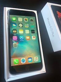 iPhone 6S Plus like new $300/ OBO Brampton, L6R 0M7