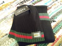 Scarf and beanie hat set
