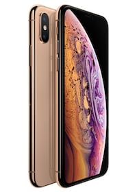 Gul iPhone XS 265GB Bergen, 5052