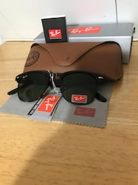 black framed Ray-Ban sunglasses with box Fairfax, 22030