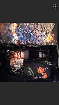 Sperry Limited Edition Star Wars Slip on Sneakers  Charles Town, 25414