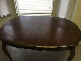 Kitchen table. No Leaf or chairs