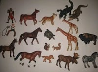 Shleich animals lot Londonderry, 03053