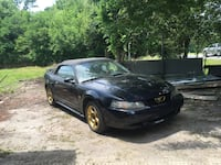 Ford - Mustang - 2001 Houston, 77039