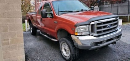 Ford - F-250 - 2001