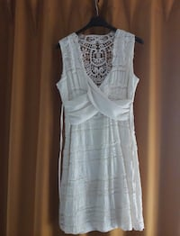 Robe blanche Paris