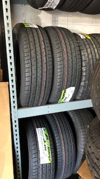 245/65R17 set of 4 tires on sale