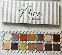 Nice by Kylie Jenner eyeshadow palette Stockton, 95206