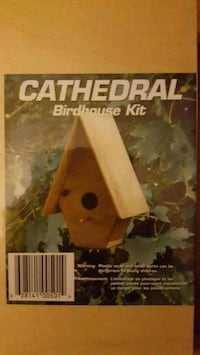 Bird House - craft / project Ottawa, K2M 2J5