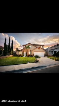 HOUSE For sale 4+BR 4+BA Palmdale, 93551