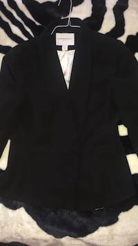 Black notch lapel suit jacket Anaheim, 92802