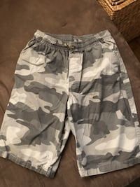 George camouflage shorts(boys)