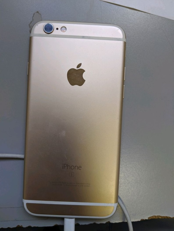 iPhone 6s Rose Gold 100% Working 1