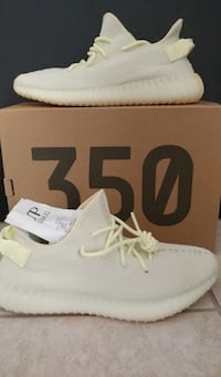 Authentic yeezy boost 350 butter San Pablo, 94806