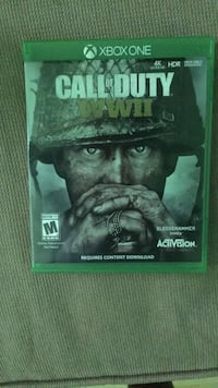 Call of Duty World War 2 975 mi