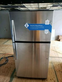 stainless steel top-mount refrigerator Livonia, 48150