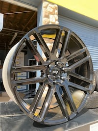 Rims and tires  Tulare, 93274