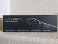 Jose Eber Digital Straightening Brush  Henderson, 80640