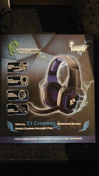 Dragonwar G-HS-005 Violent PC Game Wired  Headset Vaughan, L4H 1B6