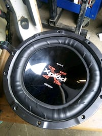 "Tested and working Sony 12"" XPLOD Subwoofer Columbus, 43227"