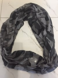 black and gray camouflage jacket Surrey