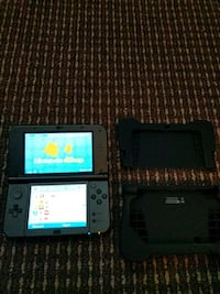 NEW 3DS XL, with grip/protection case. St. Catharines, L2T 4B4