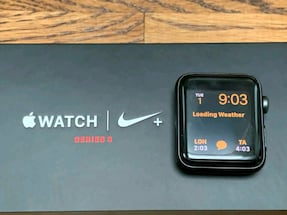 Apple LTE GPS Series 3 Nike 42 mm
