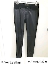 Leather/Knit Pants by Danier Leather Mississauga, L5L 5T2