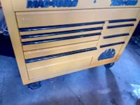 white and blue tool cabinet Las Vegas, 89108