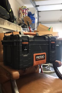 Rigid tool box
