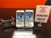 Unlocked / Any Carrier iPhone 5S 16GB Temple Terrace, 33617
